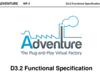 D32 Functional Specification